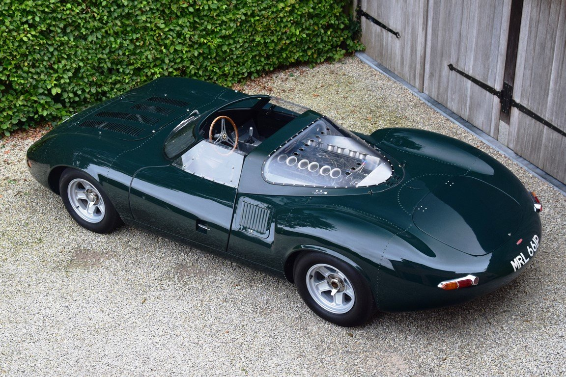 1975 Stunning Jaguar XJ13 by Proteus For Sale (picture 3 of 6)