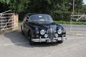 1965 Jaguar MkII 3.4 Manual with Overdrive, Over 25K Spent