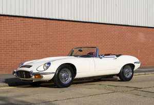 1974 Jaguar E-Type Series 3 V12 (LHD)