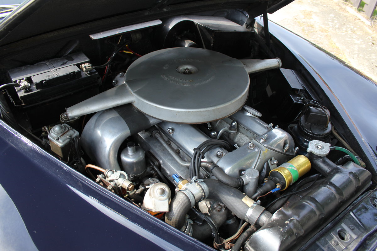1965 Jaguar MkII 3.4 Manual with Overdrive, Over 25K Spent For Sale (picture 18 of 18)