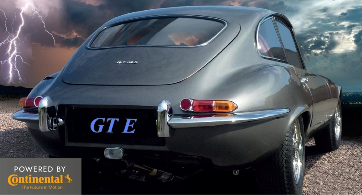 1967 Electric Jaguar E Types Conversions  For Sale (picture 1 of 6)