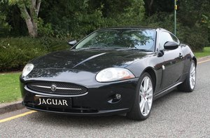 JAGUAR XK8 (X150). 2007. LOW MILES WITH FSH