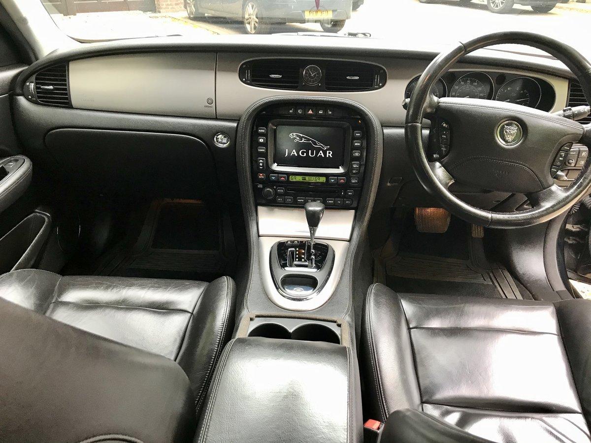 2006 Jaguar XJ6 TDVi Sport Premium, Full History For Sale (picture 4 of 6)