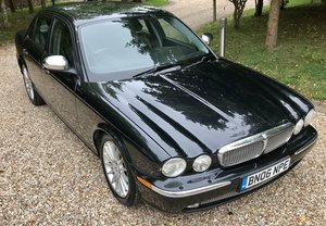 2006 Jaguar XJ6 TDVi Sport Premium, Full History