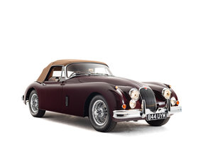 Picture of 1960 Jaguar XK150 3.8 Litre SE Drophead Coupe RHD. For Sale