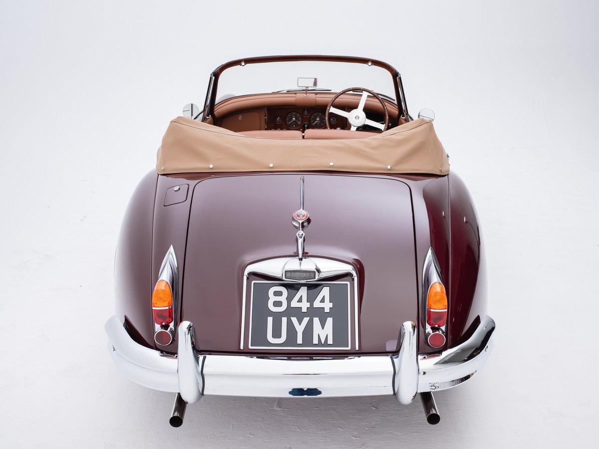 1960 Jaguar XK150 3.8 Litre SE Drophead Coupe RHD. For Sale (picture 4 of 6)