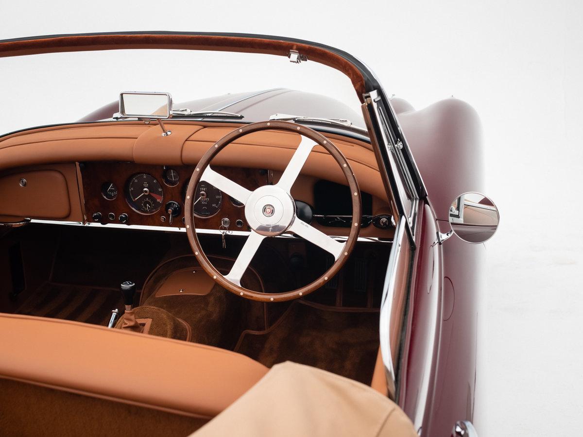 1960 Jaguar XK150 3.8 Litre SE Drophead Coupe RHD. For Sale (picture 5 of 6)