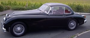1959 JAGUAR XK150 FIXED HEAD COUPE SPECIAL EQUIPMENT S MODEL