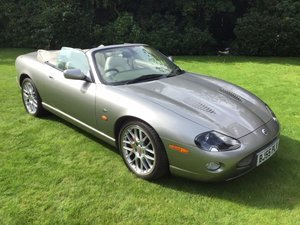 2005 Jaguar XKR - S Convertible Limited Edition