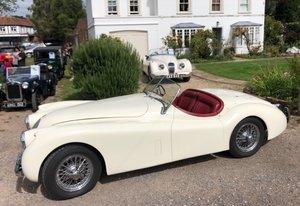1954 Jaguar XK120 Open Top Sports For Sale