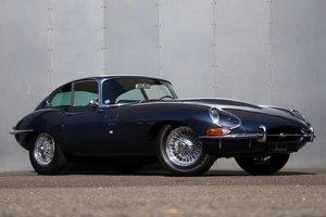 1964 Jaguar E-Type SI 3.8 Litre Coupé LHD