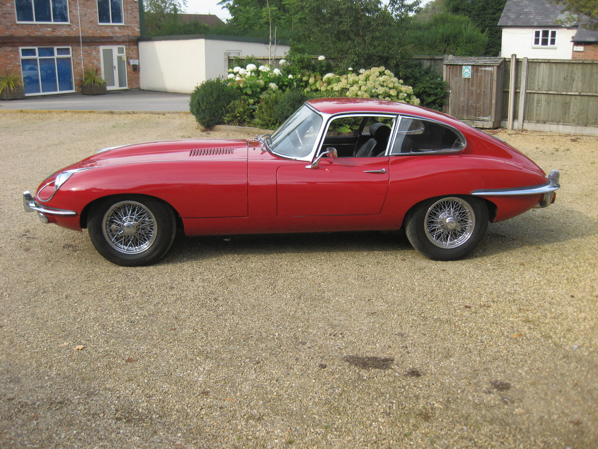 1970 Jaguar E Type Series 2 For Sale (picture 3 of 6)