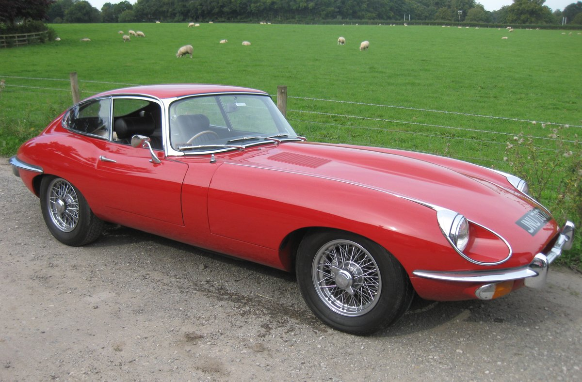 1970 Jaguar E Type Series 2 For Sale (picture 4 of 6)