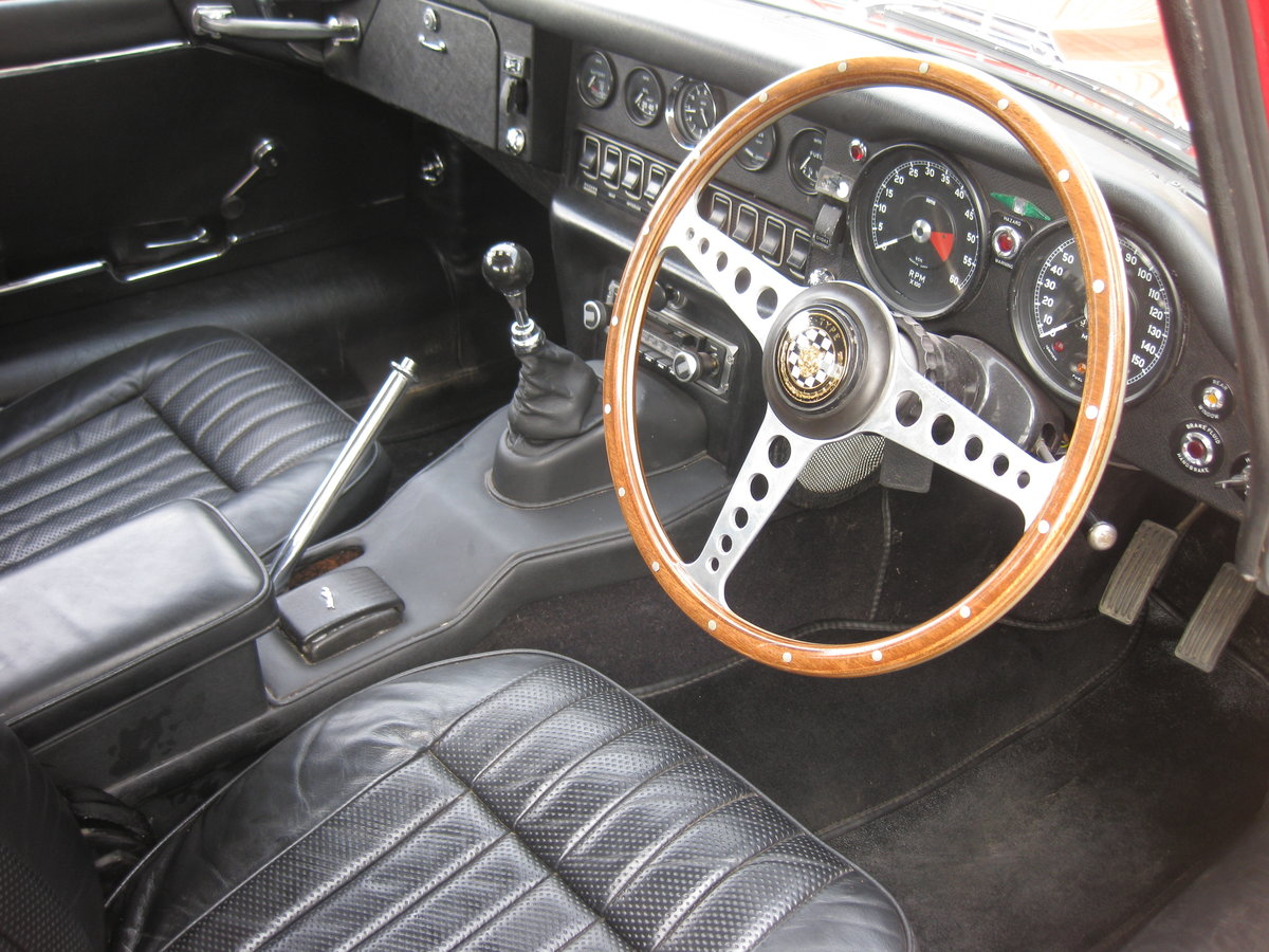 1970 Jaguar E Type Series 2 For Sale (picture 6 of 6)
