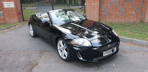 Picture of 2010 XK 5.0 PORTFOLIO CONVERTIBLE  ('R'Option Pack )