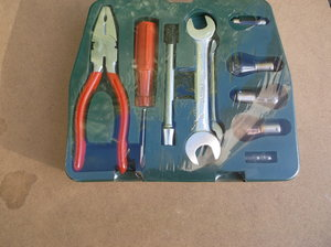 JAGUAR XJ8 TOOL KIT
