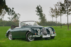 Picture of 1958 XK150 Drophead Coupe For Sale