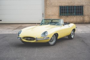 JAGUAR E-TYPE 4.2 SERIES I