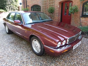 1998 Excellent low milage Jaguar Japan XJ8 For Sale