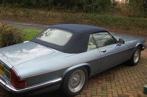 1991 Jaguar xjs v12 5.3 convertible