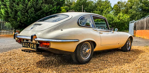 1972 E-type s3 5.3 v12 2+2 coupe stunning For Sale