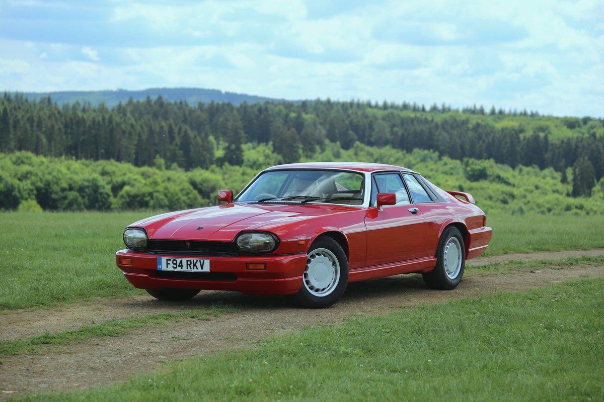 Picture of 1989 Jaguar XJR-S 5.2 V12, 36k miles FSH For Sale