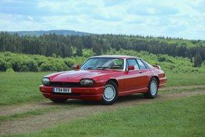 Jaguar XJR-S 5.2 V12, 36k miles FSH