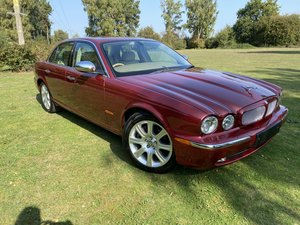 2005 Jaguar Xj 4.2 only 41k miles very high spec and perfect