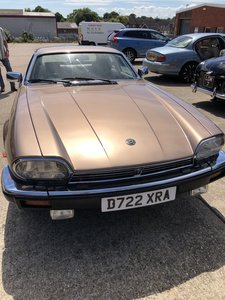 1987 Jaguar XJS 5.3 V12 Automatic