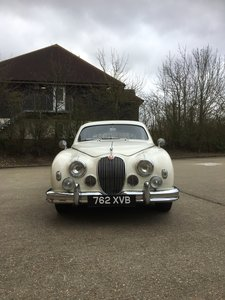 Picture of 1958 Immaculate rust free Jaguar Mark 1 3.4 Saloon