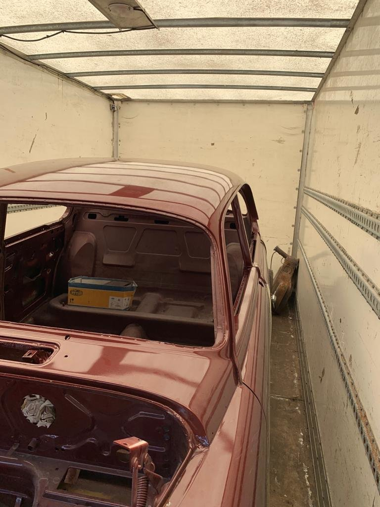 1961 MK2 winter will be here soon....... For Sale (picture 3 of 6)
