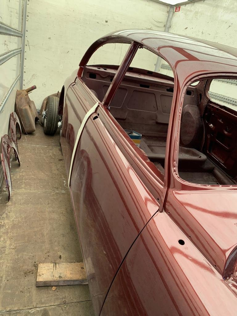1961 MK2 winter will be here soon....... For Sale (picture 5 of 6)