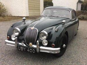 Jaguar XK150 3.4