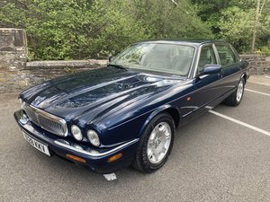 2000 JAGUAR 4.0 SOVEREIGN