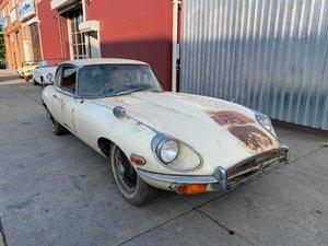 #23494 1970 Jaguar XKE 4.2 Series II 2+2