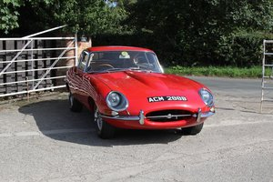 1964 Jaguar E-Type Series I 3.8 FHC, UK Matching No's