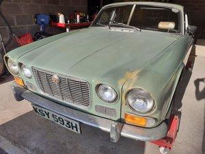 1970 Jaguar XJ6 Series 1 for restoration For Sale