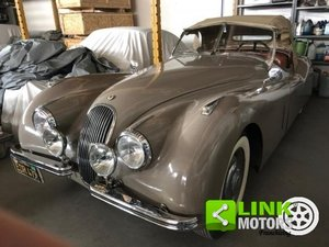 Picture of 1952 Jaguar XK 120  **Unico Proprietario** CONSERVATA For Sale
