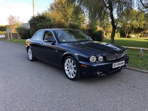 Jaguar XJ 3.0 V6 Petrol X358 ONLY 32000 MILES FROM NEW