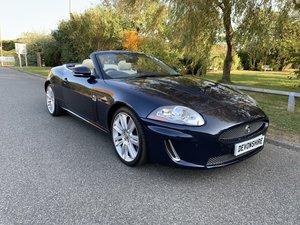2009 Jaguar XKR 5.0 V8 Supercharged Convertible