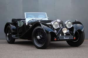 1936 Jaguar SS 100 2.5 Litre RHD
