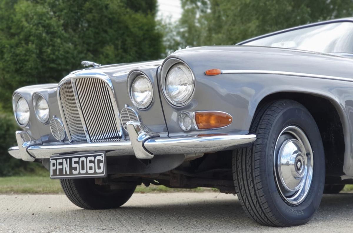 1968 Jaguar 420G / MK10 For Sale (picture 1 of 6)