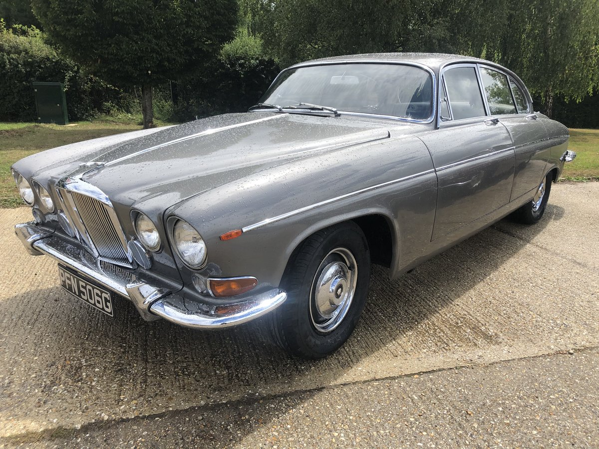 1968 Jaguar 420G / MK10 For Sale (picture 2 of 6)