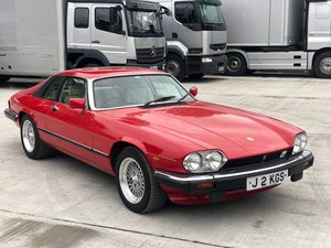 1991 JAGUAR XJS LE MANS V12 For Sale