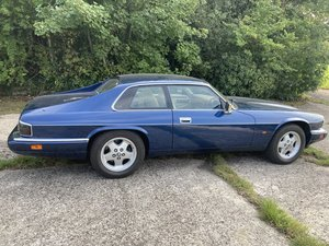 1995 Jaguar XJS 4.0 Celebration Manual For Sale