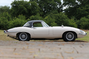 1963 Jaguar E-Type Series 1 3.8 Roadster For Sale