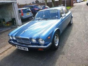 1985 JAGUAR XJ6 3.4 AUTO For Sale