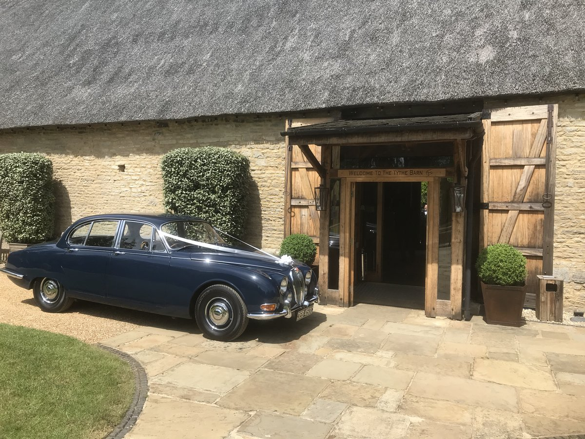 1965 Beautiful S-Type 3.4 Auto For Sale (picture 6 of 6)