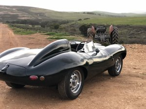 1984 D-type Jaguar Replica