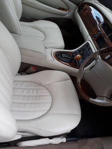 2002 convertable Jaguar xk8